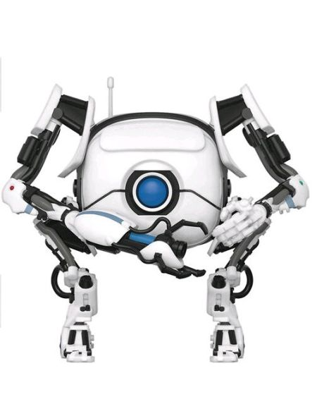 Figurine Funko Pop! N°245 - Portal - Atlas