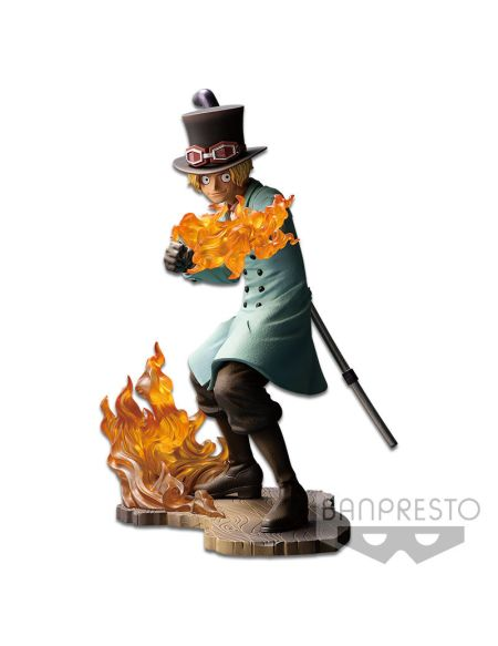 Figurine - One Piece Stampede - Sabo 15 Cm