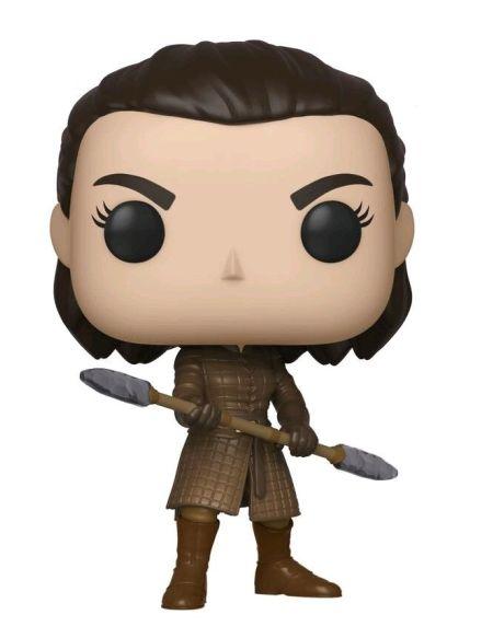 Figurine Funko Pop! N°79 - Game Of Thrones - Arya Avec Lance