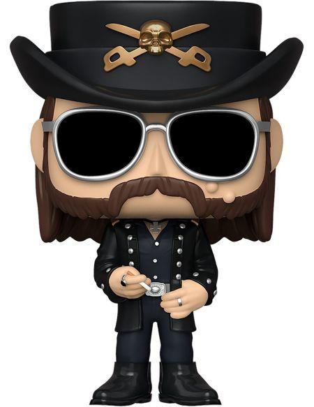 Figurine Funko Pop! Ndeg170 - Motorhead - Lemmy