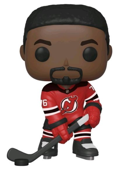 Figurine Funko Pop! N°55 - Nhl : Predators - Pk Stubban (home Jersey)