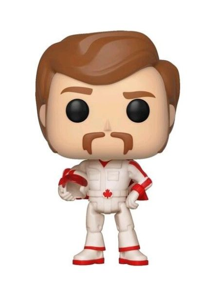 Figurine Funko Pop! Ndeg529 - Toy Story 4 - Duke Caboom