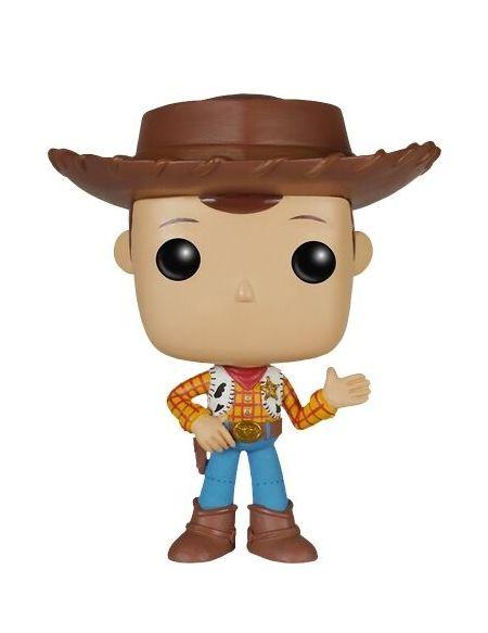 Figurine Funko Pop! Ndeg168 - Toy Story - Woody