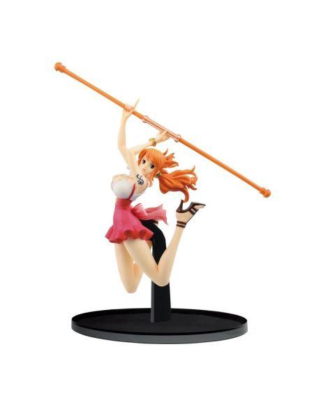 Figurine Banpresto World Colosseum 2 Vol.3 - One Piece - Nami