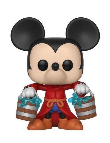 Figurine Funko Pop! N°426 - 90eme Anniversaire de Mickey - Mickey apprenti