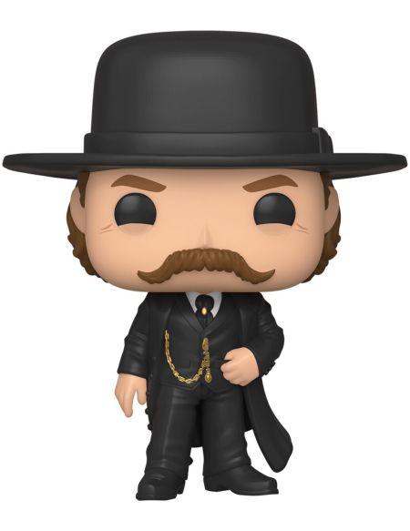Figurine Funko Pop! Ndeg851 - Tombstone - Wyatt Earp