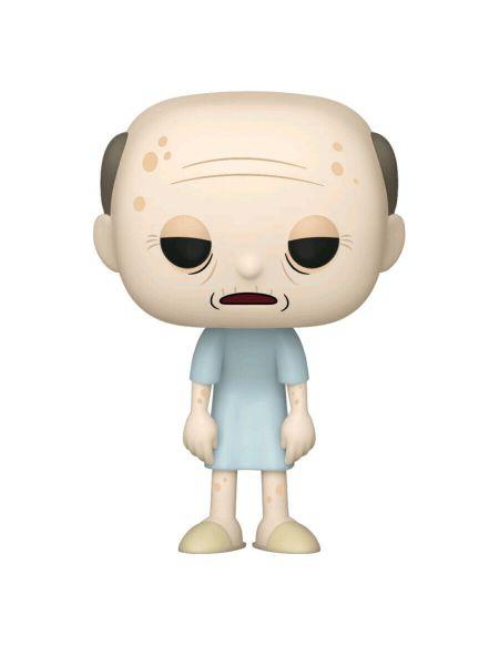 Figurine Funko Pop! Ndeg693 - Rick Et Morty - Morty De L'hospice