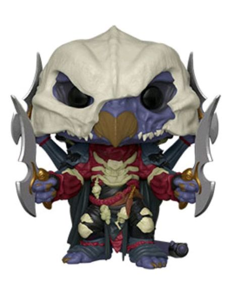 Figurine Funko Pop! N°862 - The Dark Crystal - Skeksis Hunter