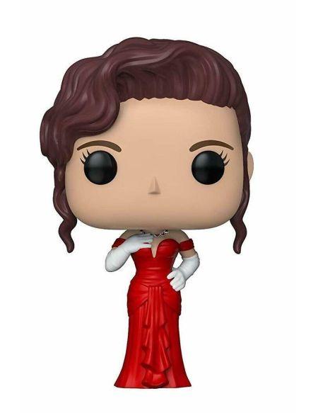 Figurine Funko Pop! N°762 - Pretty Woman - Vivian (robe Rouge)