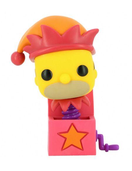 Figurine Funko Pop! - Simpsons - Homer Dans Boite a Musique