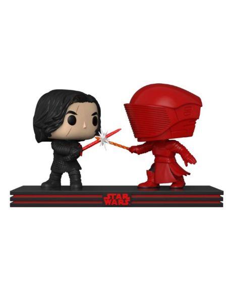 Figurine Funko Pop! N°265 - Star Wars - Combat Kylo et Guarde Prétorien