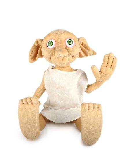 Peluche Sonore - Harry Potter - Dobby