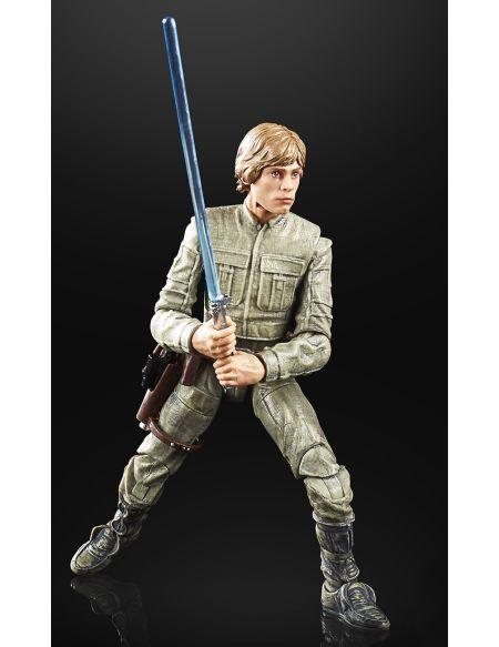 Figurine Star Wars 40e Anniversaire - The Black Series - Luke Skywalker Bespin