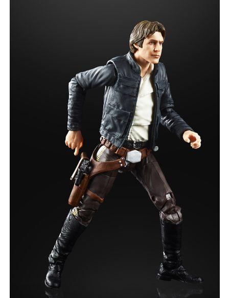 Figurine Star Wars 40e Anniversaire - The Black Series - Han Solo