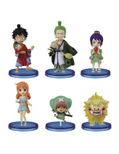 Figurine Wcf - One Piece - Wanokuni 1