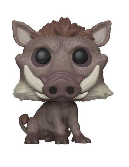 Figurine Funko Pop! N°550 - Le Roi Lion - Pumbaa
