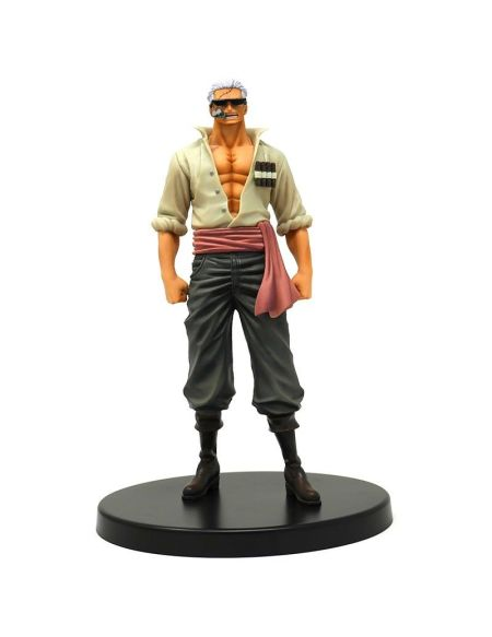 Figurine Grandline Dxf - One Piece Stampede - Vol 3 Smoker