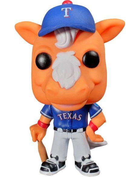 Figurine Funko Pop! N°20 - MLB - Ranger's Captain (texas)