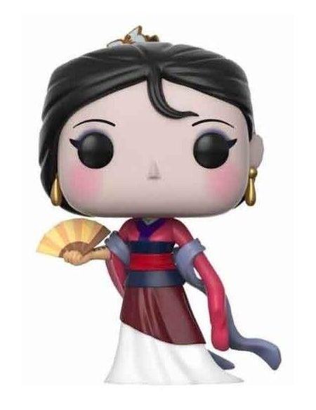 Figurine Funko Pop! Ndeg323 - Mulan - Mulan