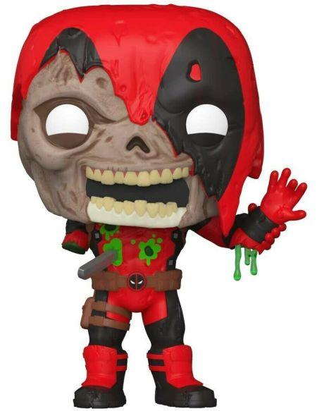 Figurine Funko Pop! Ndeg661 - Marvel - Deadpool Zombie