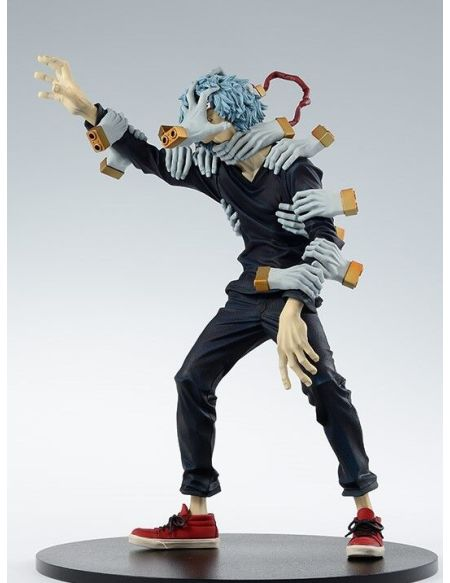Figurine Banpresto Colosseum - My Hero Academia - Tomura Shigaraki (version A)