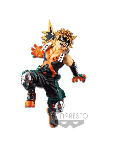 Figurine King Of Artist - My Hero Academia - Katsuki Bakugo