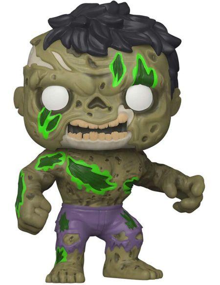 Figurine Funko Pop! N°659 - Marvel - Hulk Zombie