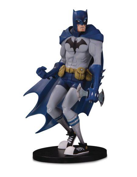 Statuette - DC Artists Alley - Batman par Hainanu Nooligan Saulque 17 cm