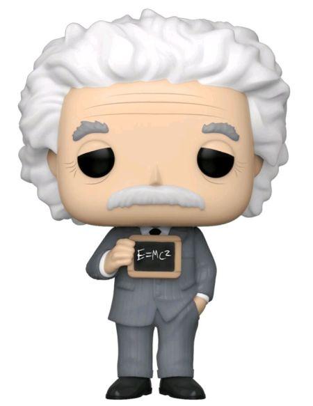 Figurine Funko Pop! N°26 - Icons - Albert Einstein