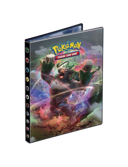 Cahier Range-cartes - Pokémon - Epée et Bouclier 2 - 80 cartes