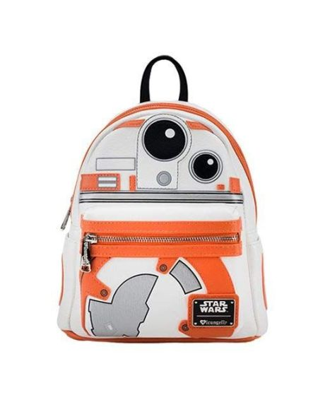 Sac A Dos Loungefly - Star Wars - Bb-8