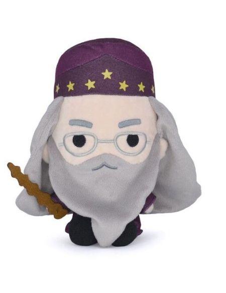 Peluche - Harry Potter - Chibi Professeur Dumbledore 20 Cm
