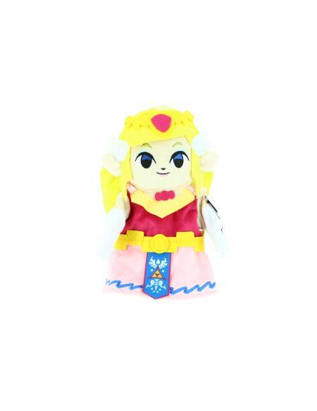 Marionnette Peluche - Zelda - Zelda (exclu Gs)