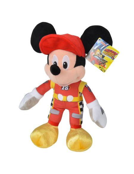 Peluche - Mickey - Mickey Top Depart 25 Cm