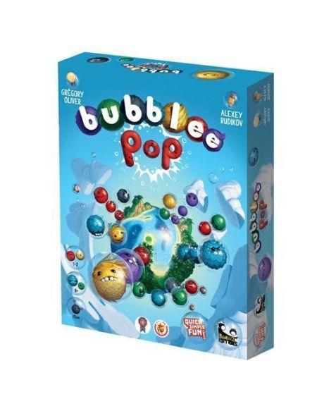 Jeu De Societe - Bubblee Pop