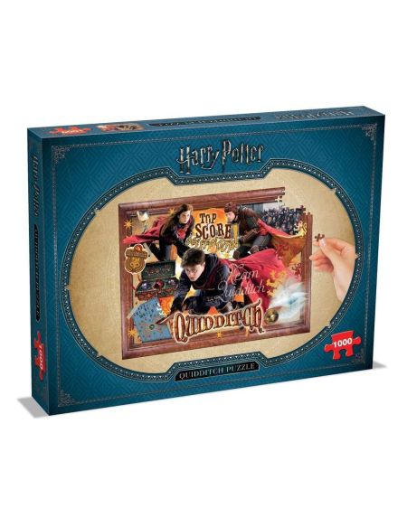 Puzzle - Harry Potter - Quidditch 1000 Pieces