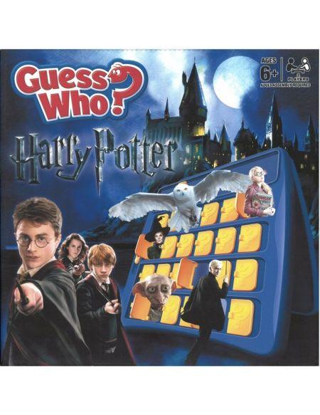 Jeu De Societe - Harry Potter - Qui Est-ce ?
