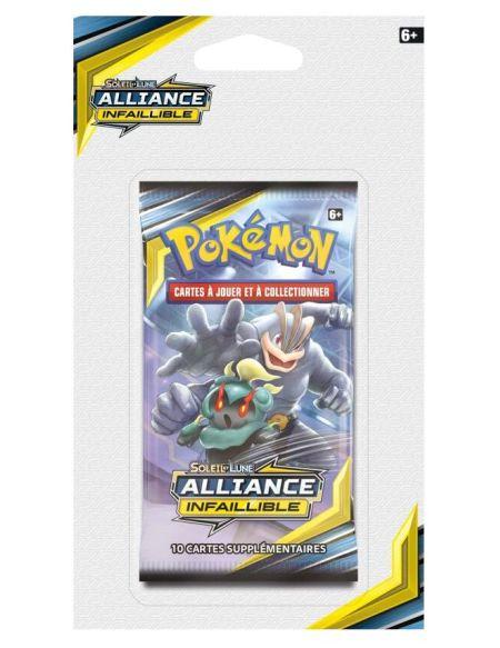 Booster Blister - Pokemon - Sl10 Alliance Infaillible