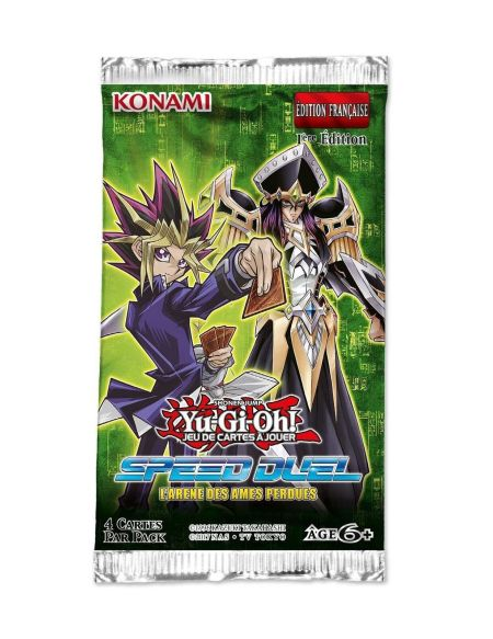 Booster - Yu-gi-oh! - Speed Duel L'arene Des Ames Perdues