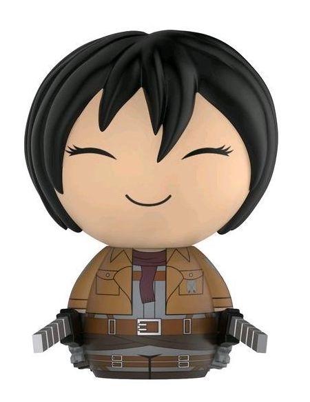 Figurine Dorbz - L'attaque Des Titans - Mikasa
