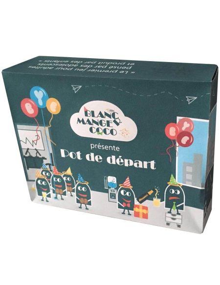 Jeu De Societe - Blanc Manger Coco - Pot De Depart