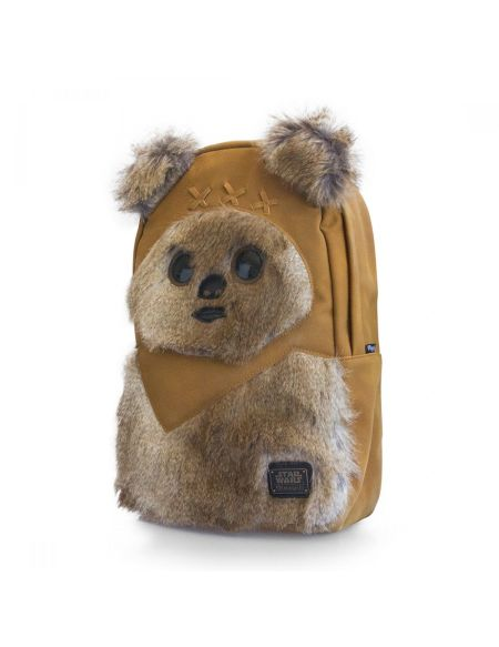 Sac A Dos Loungefly - Star Wars - Ewok - 3d