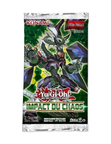 Booster - Yu-gi-oh! - Impact Du Chaos