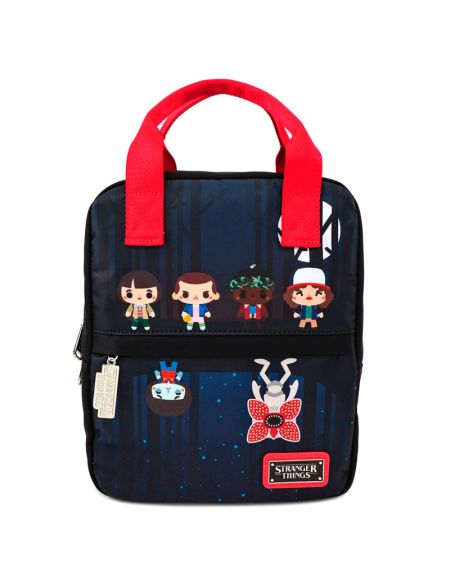 Sac a dos Loungefly - Stranger Things - Chibi Upside Down