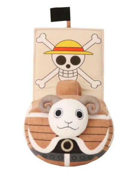Peluche - One Piece - Going Merry 25 Cm