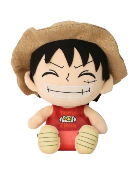 Peluche - One Piece - Luffy 25 Cm