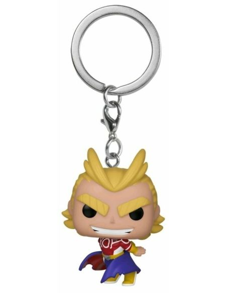 Porte-cles Funko Pop! - My Hero Academia - All Might (silver Age)