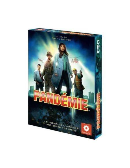 ASMODEE - Pandemic - Jeu de société