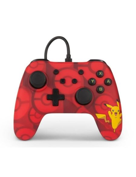 POWER A Manette Nintendo Switch Wired controller - Pikachu