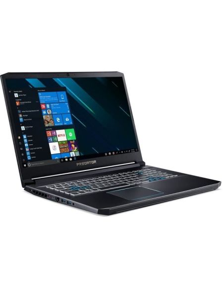 """PC Portable Gamer - ACER Predator PH317-53-72P5 - 17,3"""" FHD - i7-9750H - 16Go - Stockage 1To HDD + 256Go SSD - RTX 2060 6Go - Win 10"""